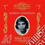 Marian anderson cd musicale di Artisti Vari