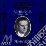 Heinrich schlusnus cd musicale di Artisti Vari