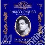 Enrico caruso in songs v.2 cd musicale di Artisti Vari