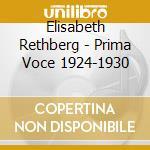 Elisabeth rethberg cd musicale di Artisti Vari