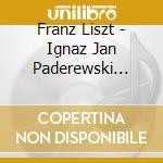 Ignaz jan paderewski cd musicale di Artisti Vari
