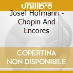 Josef hoffman-grandpiano cd musicale di Fryderyk Chopin