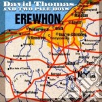 EREWHON                                   cd musicale di David Thomas