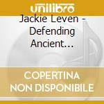 Defending ancient springs cd musicale di Jackie Leven