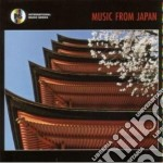 MUSIC FROM JAPAN                          cd musicale di Artisti Vari