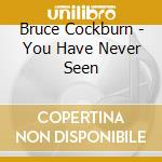 YOU HAVE NEVER SEEN EVERYTHING cd musicale di Bruce Cockburn