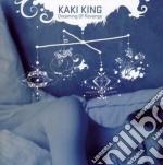 DREAMING OF REVENGE cd musicale di King Kaki