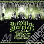 LIVE IN LANDSDOWNE, BOSTON, MA  CD+DVD    cd musicale di Murphys Dropkick