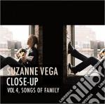 Close up volume 4 cd musicale di Suzanne Vega