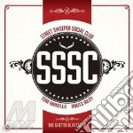 Ghetto blaster cd musicale di SSSC