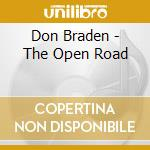 The open road - cd musicale di Don Braden