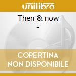 Then & now - cd musicale di Mike ledonne quintet