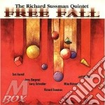 Richard Sussman Quintet - Free Fall cd musicale di Richard sussman quintet