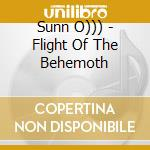 CD - SUNN - BEHEMOTH cd musicale di O))) Sunn