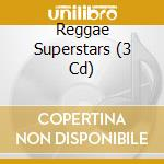 Reggae superstars cd musicale di Artisti Vari