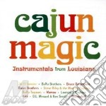 Cajun magic - cd musicale di J.e.sonnier/s.riley/beausoleil