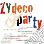 Zydeco party - cd musicale di G.delafose/buckwheat zydeco &