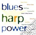 J.Cotton/R.Piazza/W.Clarke & O. - Blues Harper Power cd musicale di J.cotton/r.piazza/w.clarke & o