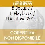 Bayou beat - cd musicale di B.jocque/l.playboys/j.delafose