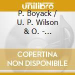 Blues Gumbo cd musicale di P.boyack/u.p.wilson & o.