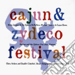 Cajun & zydeco festival - cd musicale di B.jocque/m.doucet/c.ardoin