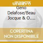 Cajun heat zydeco beat - cd musicale di Geno delafose/beau jocque & o.