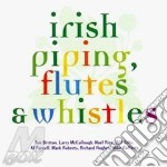 Irish piping fluets a... - raccolta celtica cd musicale di B.ochs/t.britton & o.