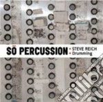 Drumming - so percussion cd musicale di Steve Reich