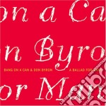 Byron Don - A Ballad For Many - Eugene, Fyodorovich, Blinky Blanky Blokoe, Spin, Basquiat cd musicale di Don Byron