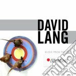 Music from th film (untitled) cd musicale di David Lang