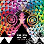Ligeti Lukas - Paspanga  - Burkina Electric cd musicale di Miscellanee
