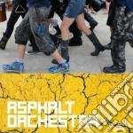 Asphalt orchestra cd musicale di Miscellanee