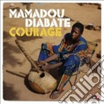 Courage cd musicale di Mamadou Diabate