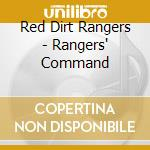 Rangers' command - cd musicale di Red dirt rangers