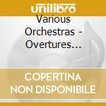 Overtures vol.1 cd musicale