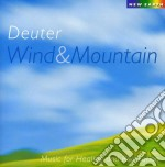 Wind & mountain cd musicale di DEUTER