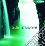 ATMOSPHERES                               cd musicale di DEUTER