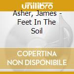 FEET IN THE SOIL cd musicale di James Asher