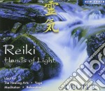 Reiki hands of light cd musicale di DEUTER