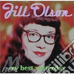 MY BEST YESTERDAY cd musicale di OLSON JILL