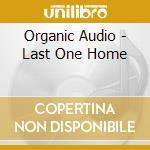 Lat one home cd musicale di Audio Organic