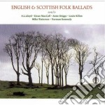 English & scottish ballad - raccolta celtica cd musicale di E.mccoll/annie briggs & o.
