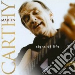 Signs of life - carthy martin cd musicale di Carthy Martin