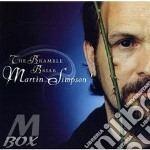 The bramble bria - simpson martin cd musicale di Martin Simpson