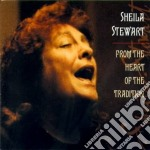 From the heart of the tra - cd musicale di Stewart Sheila