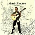Kind letters cd musicale di Martin Simpson