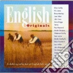 English originals - raccolta celtica cd musicale di E.carthy/n.jones/j.tabor & o.