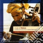 Music Of Makran - Traditional Balochistan cd musicale di Music of makran