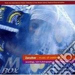 Zanzibar - Music Of Celebration cd musicale di Zanzibar