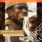 Trance dance music cd musicale di The yemen tihama
